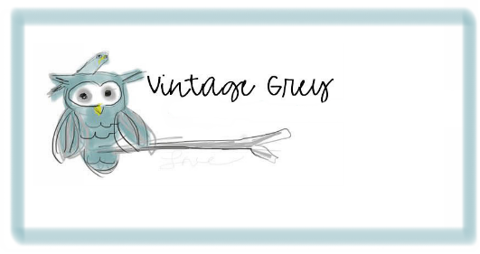 Vintage Grey on Etsy